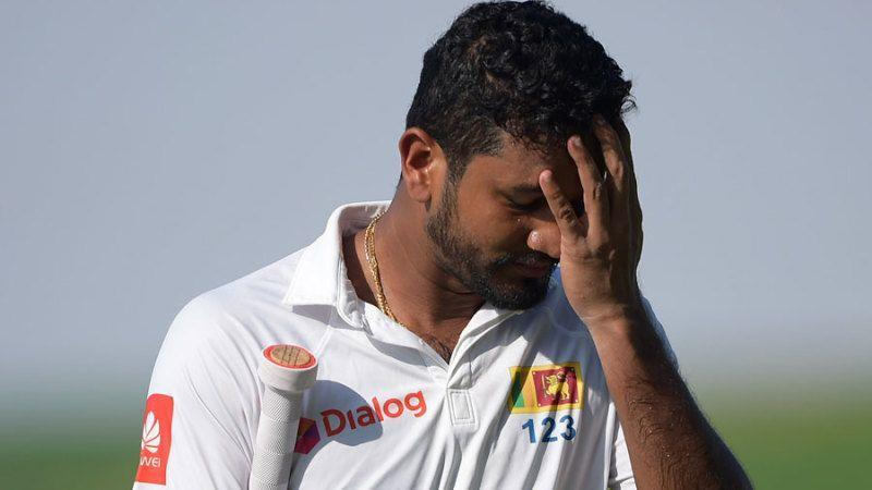 SL drops failed Mendis from Test squad
