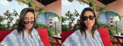 Kareena shows '<b>Instagram</b> v/s reality' on <b>social</b> media thumbnail