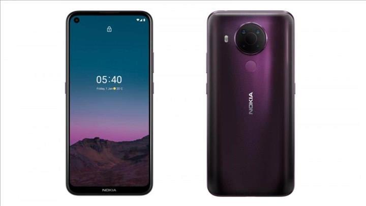 HMD Global brings unlocked Nokia 5.4 to US