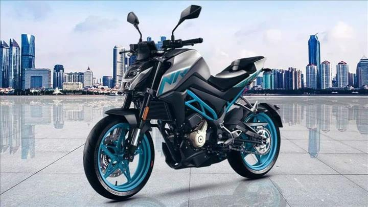 BS6 CFMoto 300NK launched in India at Rs. 2.29 lakh | NewsBytes | MENAFN.COM