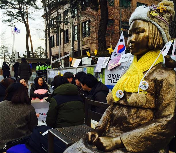 menafn.com: Debating Korea's last taboo: 'comfort women'