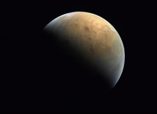 Mars meets Pleiades: Rare celestial event to light up UAE skies tonight - MENAFN.COM