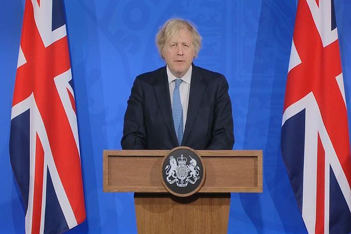 Boris Johnson expected to unveil Covid passports, travel traffic lights for UK