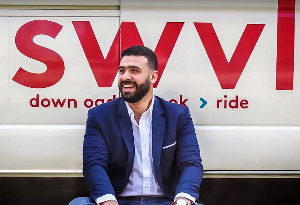 CO-FOUNDED BY MOSTAFA KANDIL '15, EGYPTIAN STARTUP SWVL- ACC... | MENAFN.COM