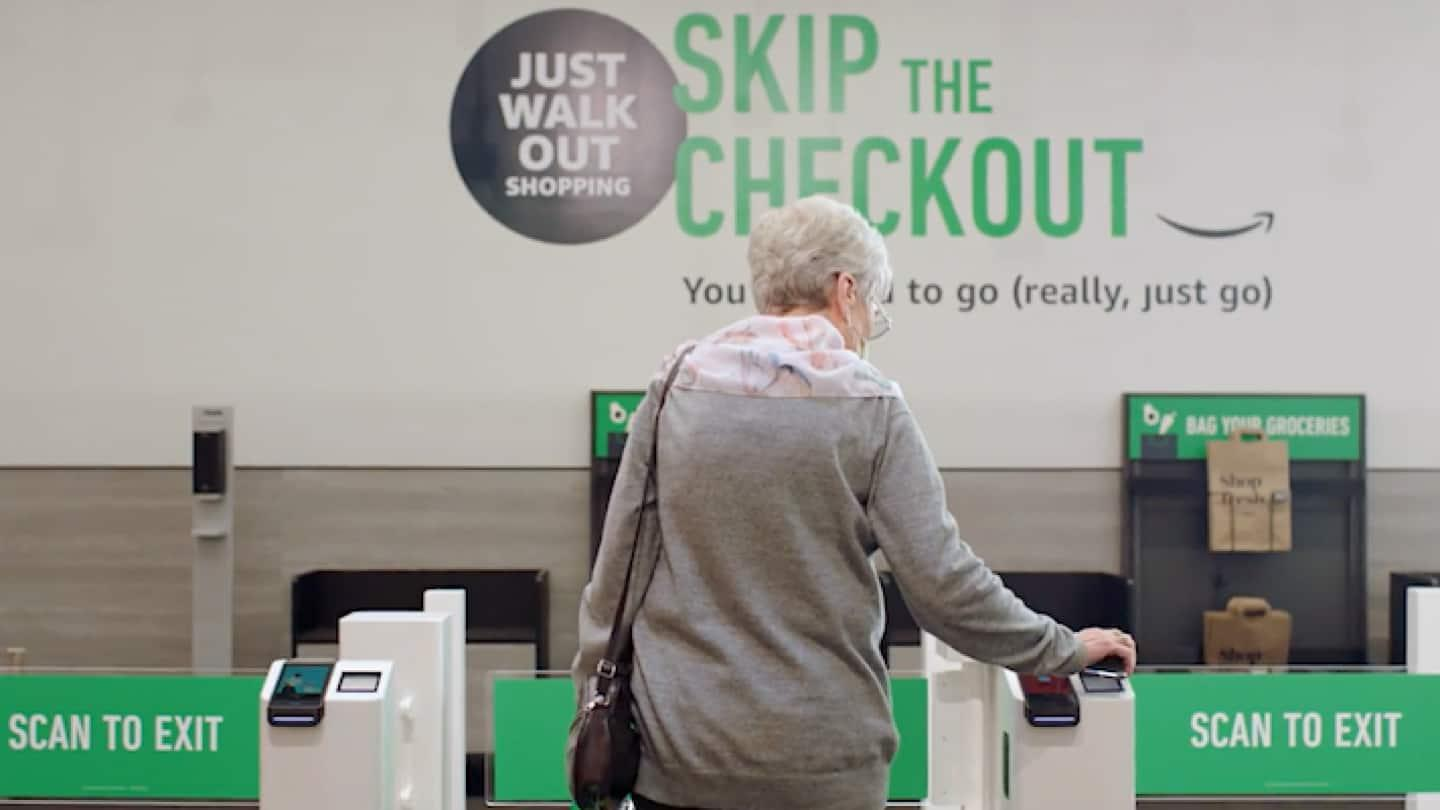 Whole Foods to now feature Amazons cashier-less checkout