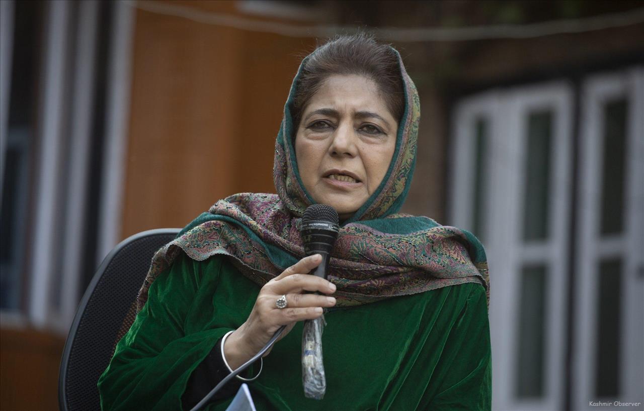 BJP Uses Taliban, Afghanistan, Pakistan To Garner Votes: Meh...