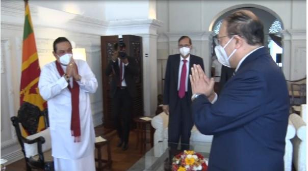 Indo-Lanka ties back on rails with Shringla-Moragoda-Baglay ...