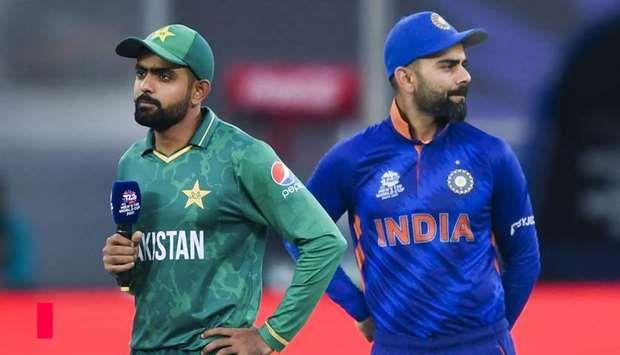 Pakistan opt to bowl against India in key T20 World Cup clas...