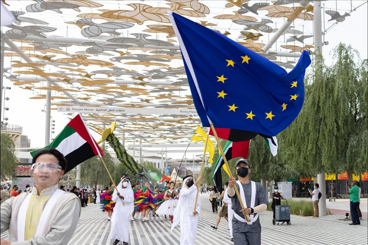 Expo 2020 Dubai: EU celebrates Honour Day with gala of music...