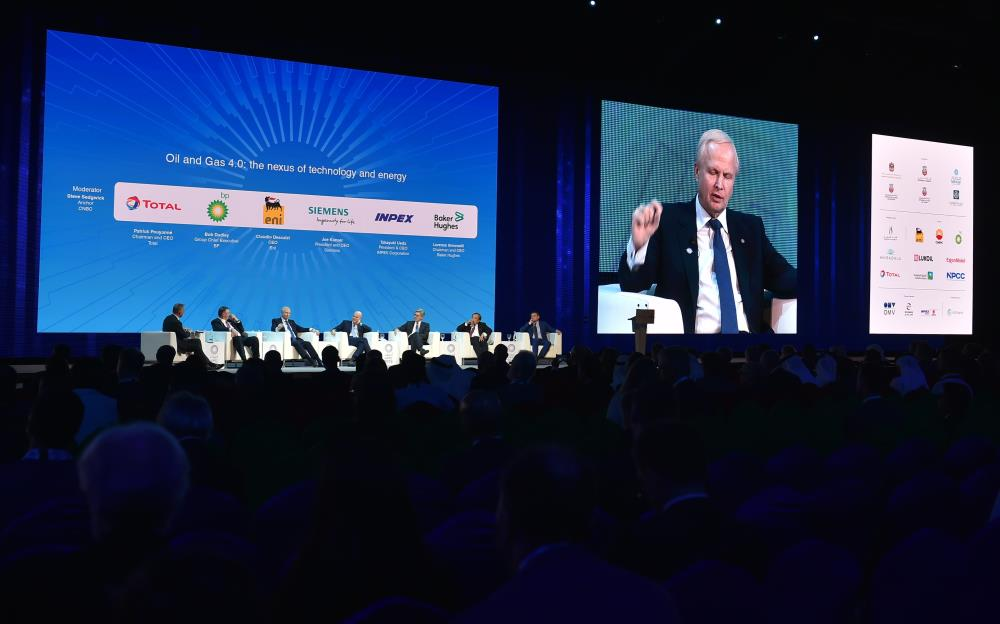 Government and industry leaders will shape the new energy ag...
