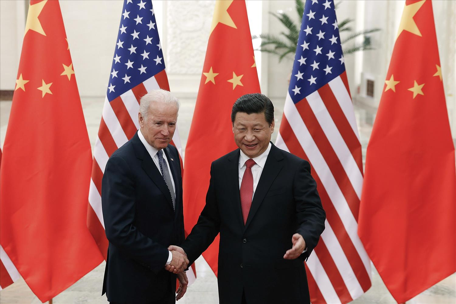 The US and China must find a way to cooperate at COP26 and b...