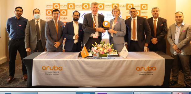 Al Ghurair Selects Aruba to Create a Platform for Digital Tr...